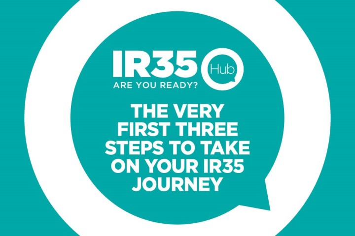 The first 3 steps to take on your IR35 journey