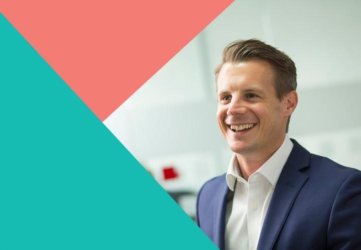 Louis Cross, Business Development Manager - Gattaca