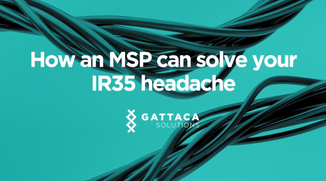 3 ways a Managed Service Programme can help with IR35 compliance