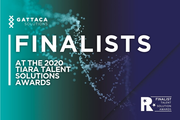 Gattaca Solutions shortlisted for two 2020 TIARA Talent Solutions Awards