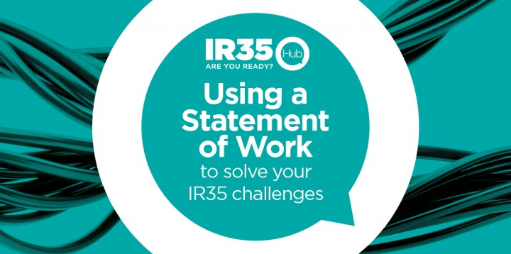 Using a Statement of Work to solve your IR35 challenges