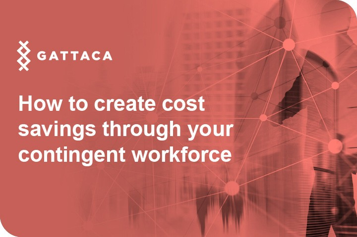 How to create cost savings through your contingent workforce