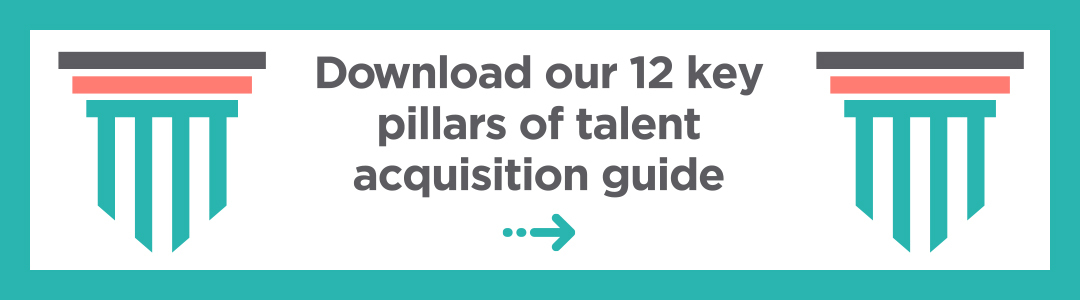 12 key pillars of talent acquisition