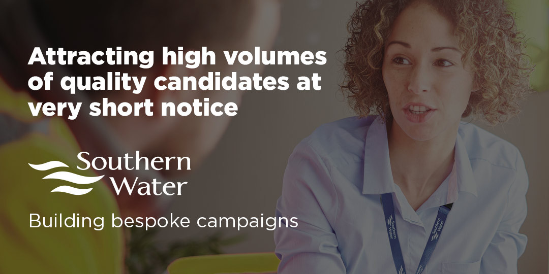 Attracting quality candidates within a short period of time with our employer branding bespoke campaigns