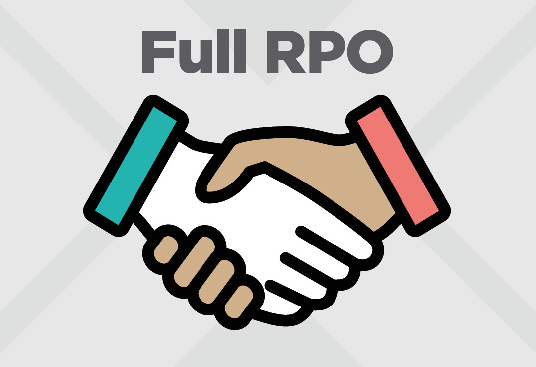 Full recruitment process outsourcing RPO