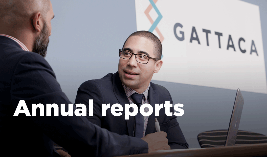 Gattaca_Annual_Reports