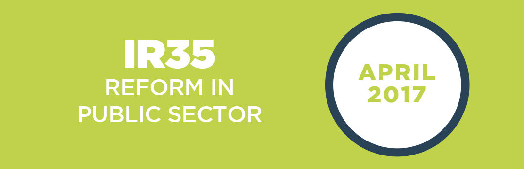 IR35 reform in public sector