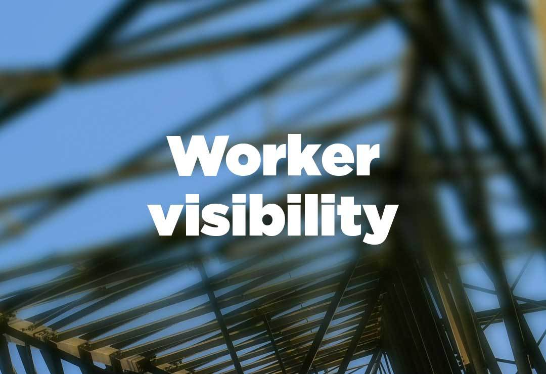 worker visibility benefits of MSP