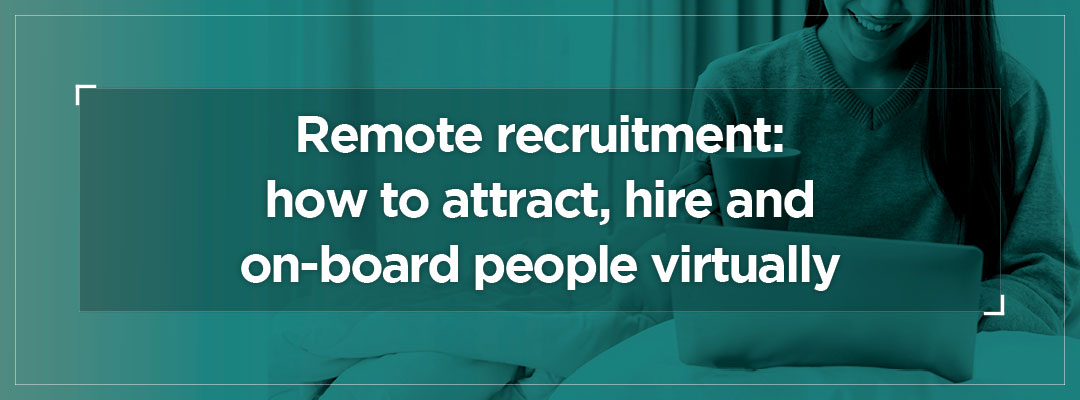 attract engage and retain talent remotely