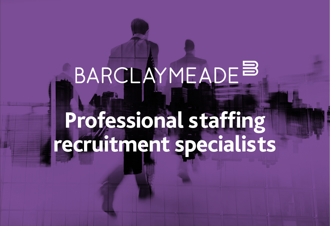 professional staffing recruitment specialists