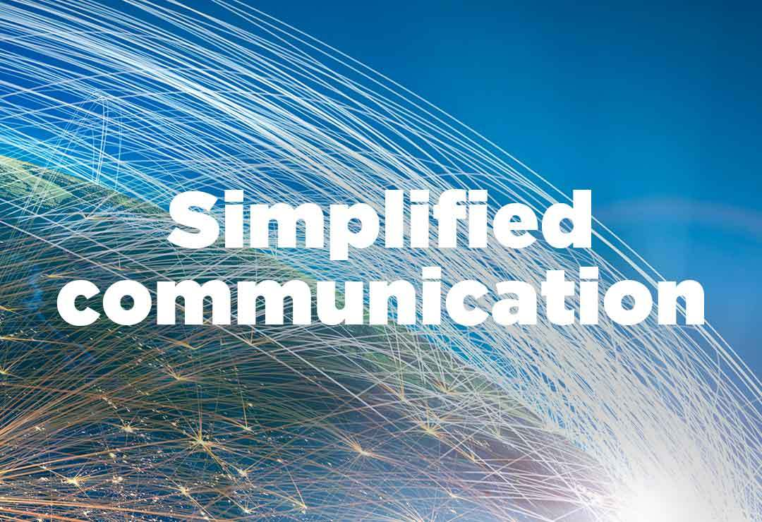 Simplified communications with Total workforce solutions