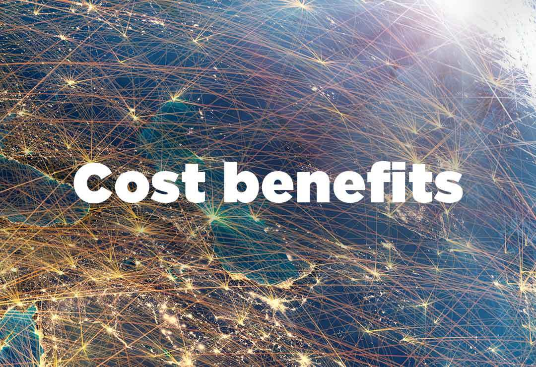 Cost advantages of a total workforce solution