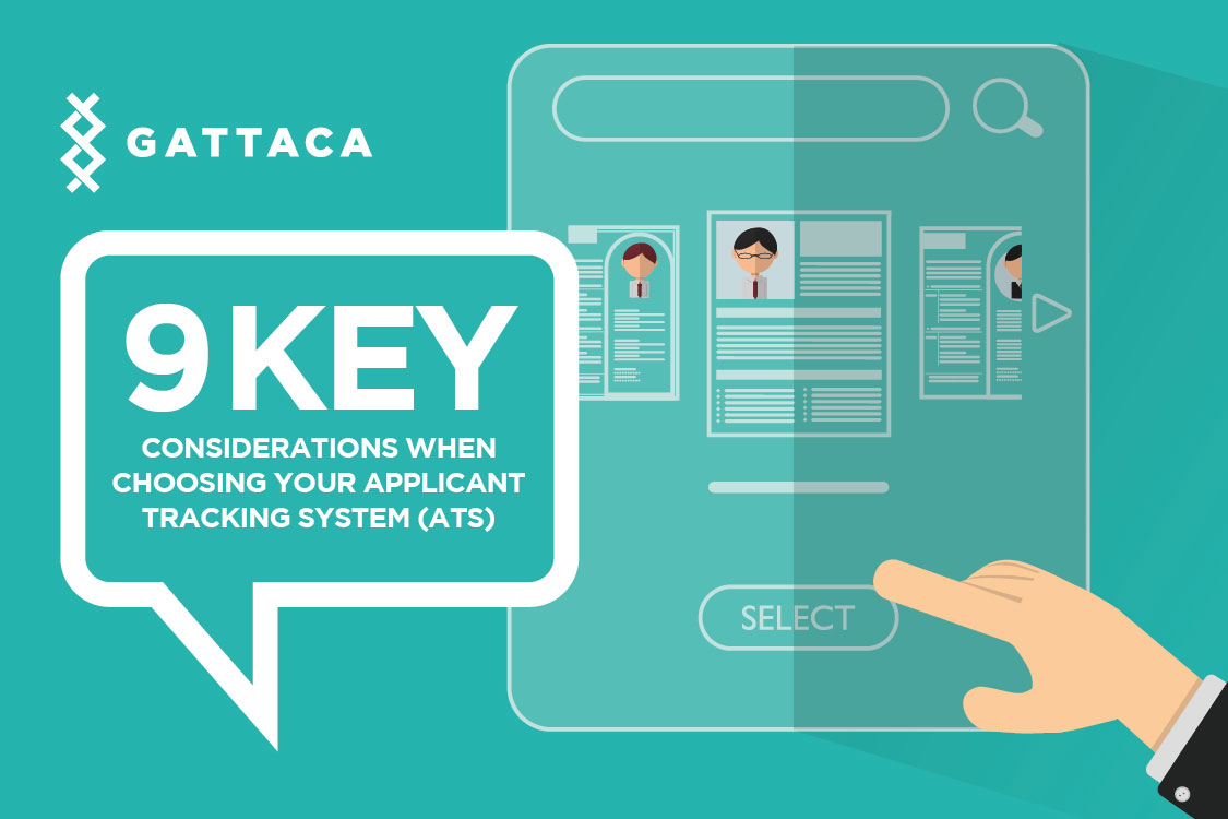 9 key considerations when choosing your Applicant Tracking System (ATS)