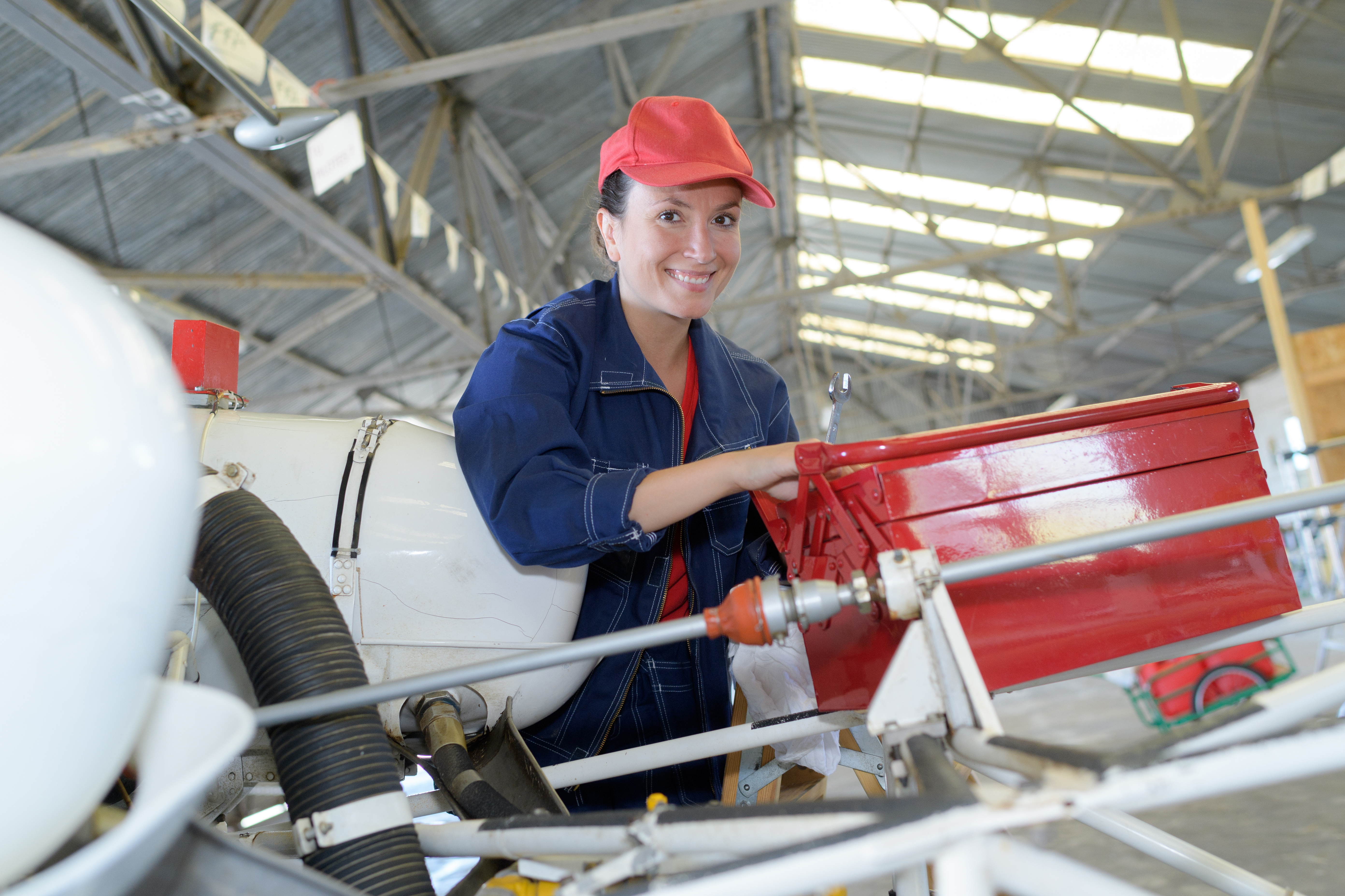 Gattaca joins Women in Aviation and Aerospace Charter