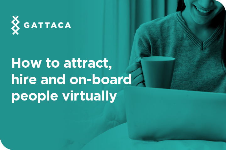 How to attract, hire & on-board people virtually