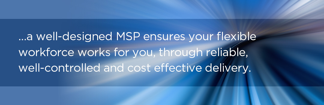 Managed-service-provider-msp recruitment agency