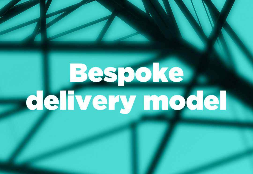 bespoke delivery model for your MSP