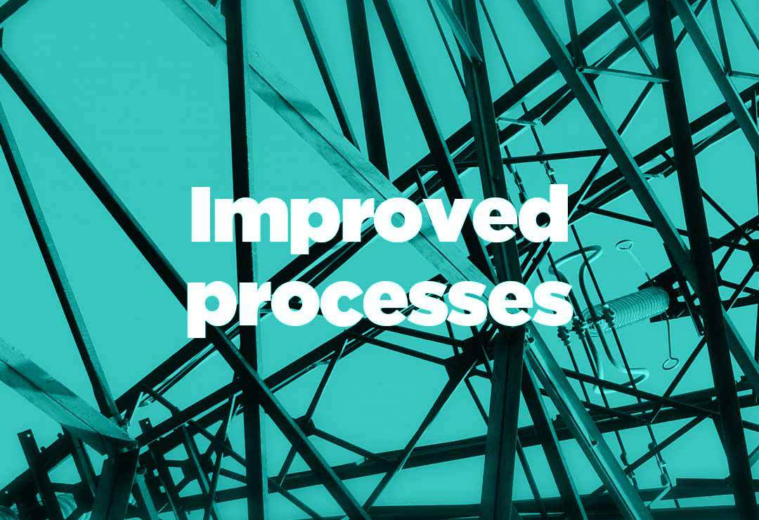 Improved processes of MSP