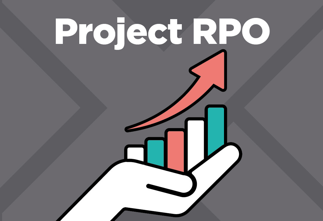Project recruitment process outsourcing (RPO)